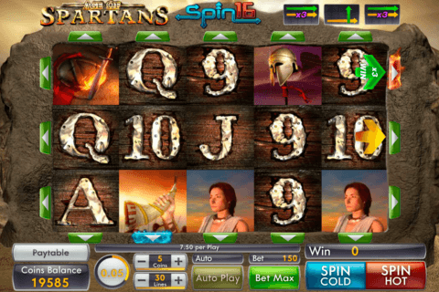 age of spartans spin 16 genii