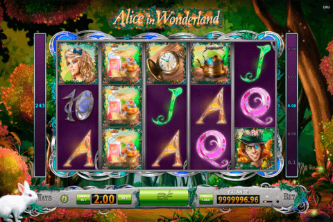 alice in wonderland bf games