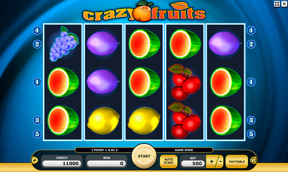 Spiele Crystal Fruits - Video Slots Online