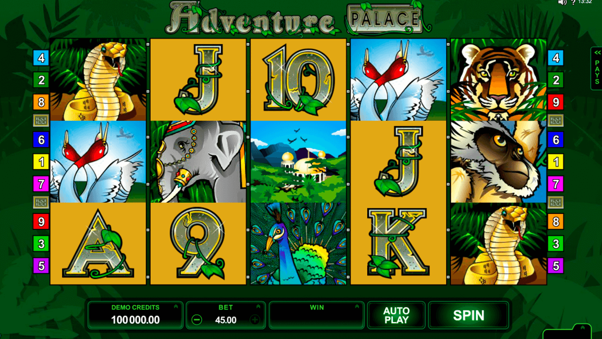 adventure palace microgaming online spielen