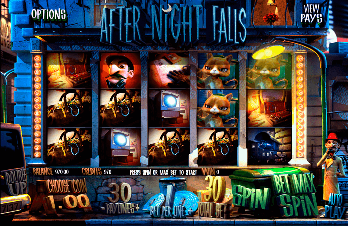 after night falls betsoft online spielen
