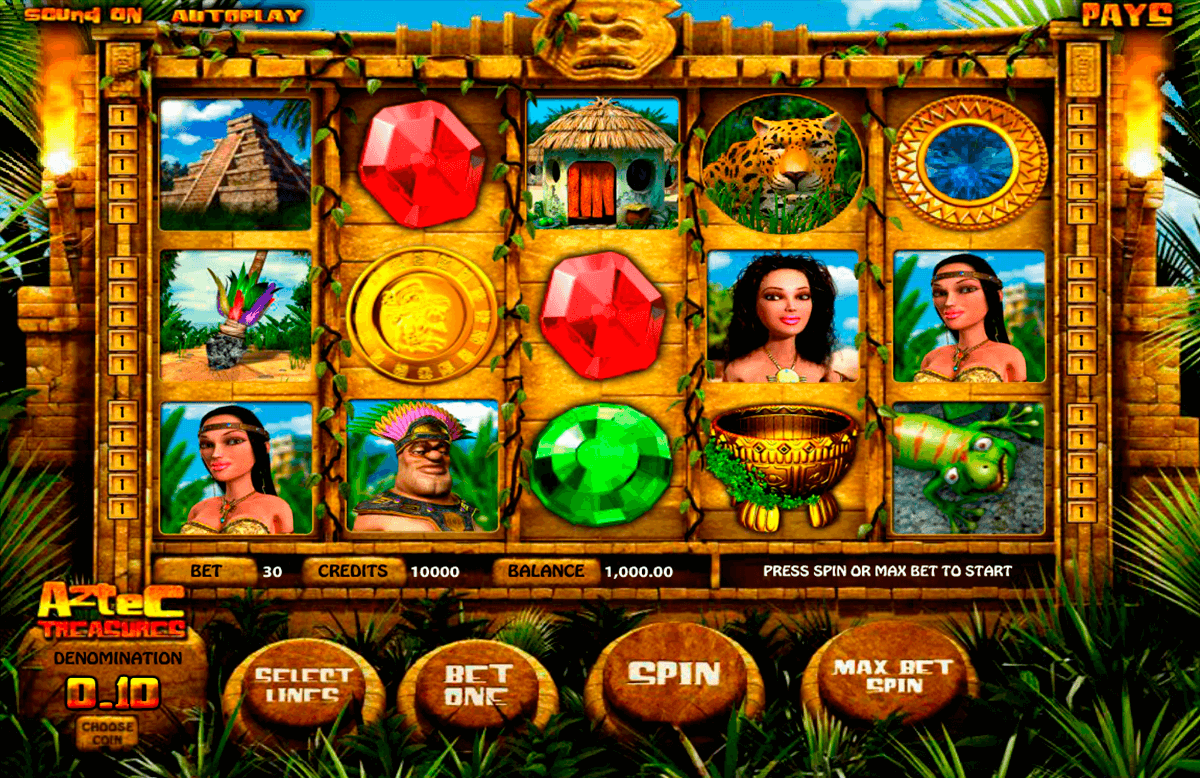aztec treasures betsoft online spielen
