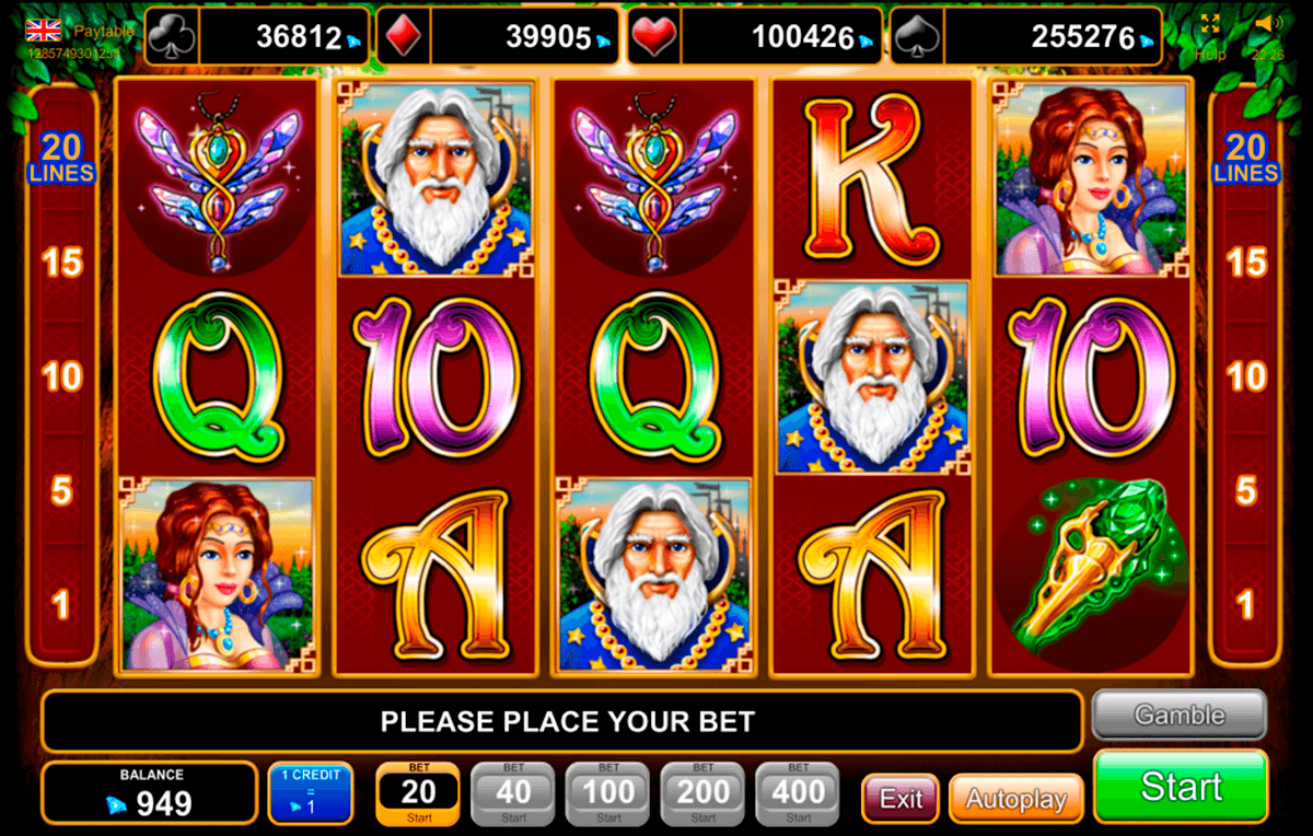 Spiele Book Of Magic - Video Slots Online