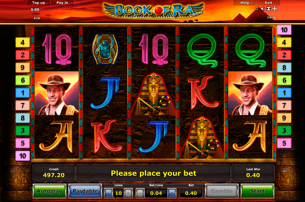 Spiele Book Of Seth - Video Slots Online