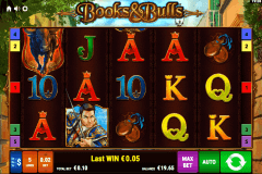 books and bulls bally wulff 480x320