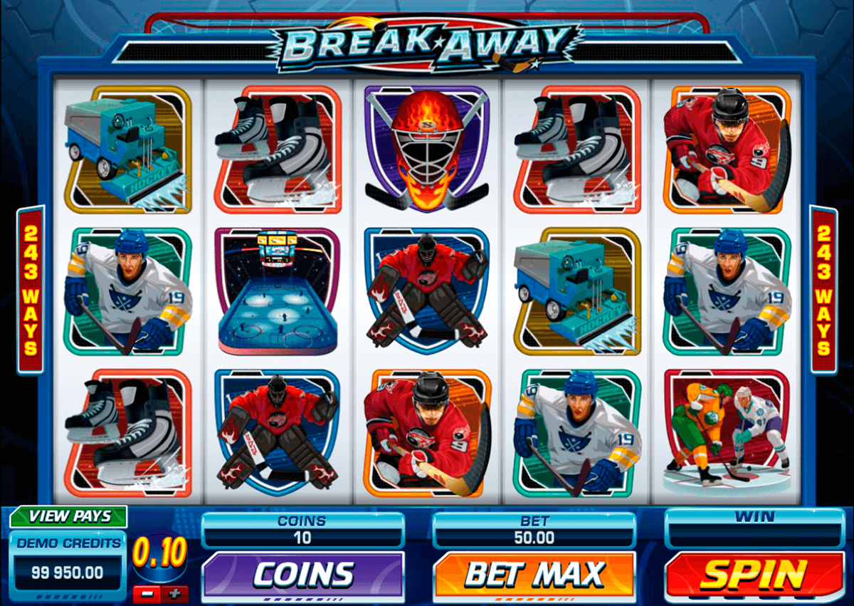 break away microgaming online spielen