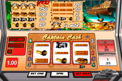 captain cash betsoft 480x320