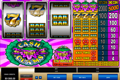 cash clams microgaming 480x320