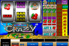 cash crazy microgaming 480x320