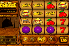 chase the cheese betsoft 480x320