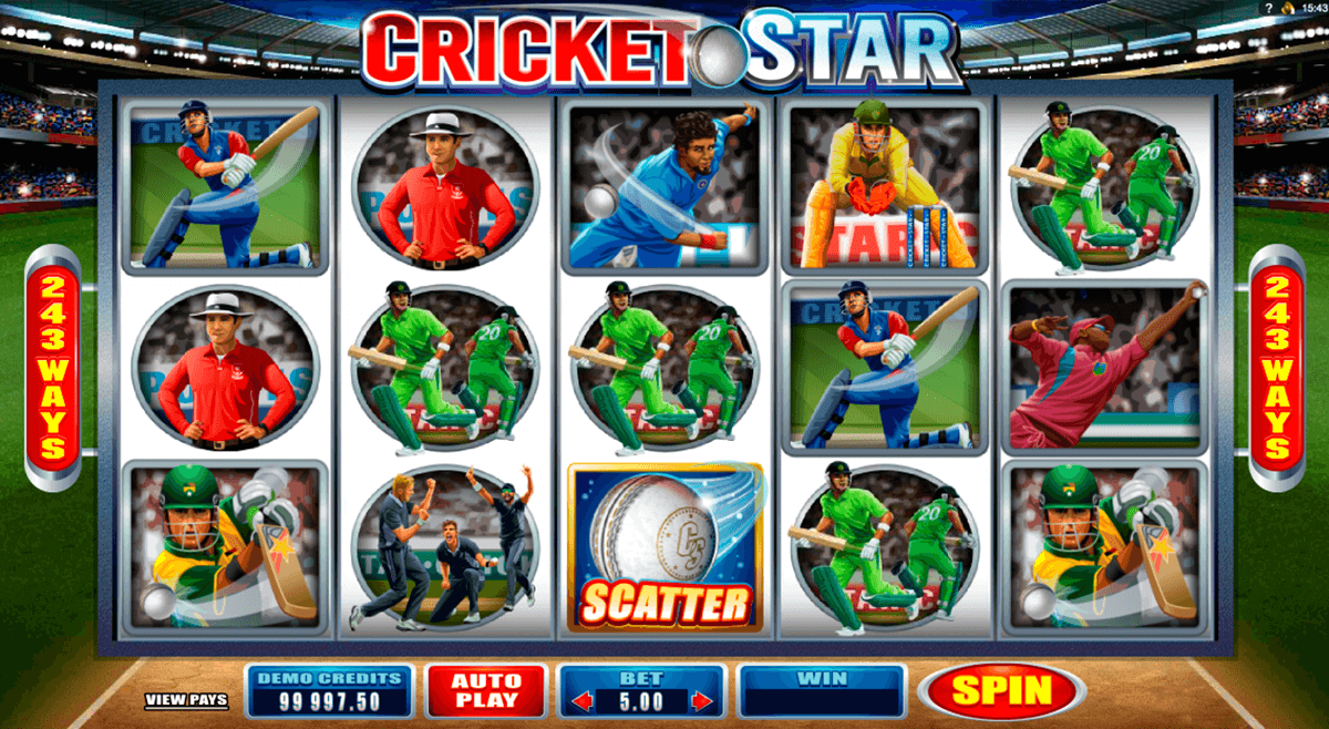 cricket star microgaming online spielen