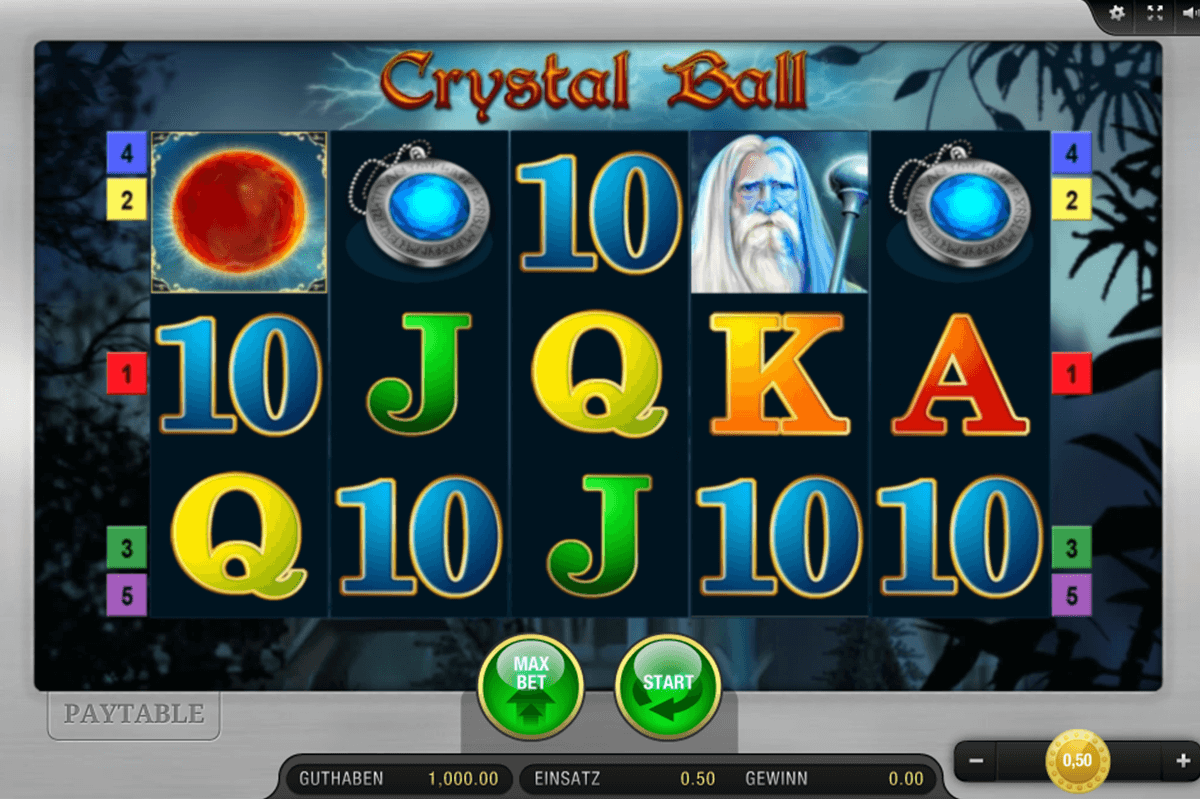 crystal ball bally wulff