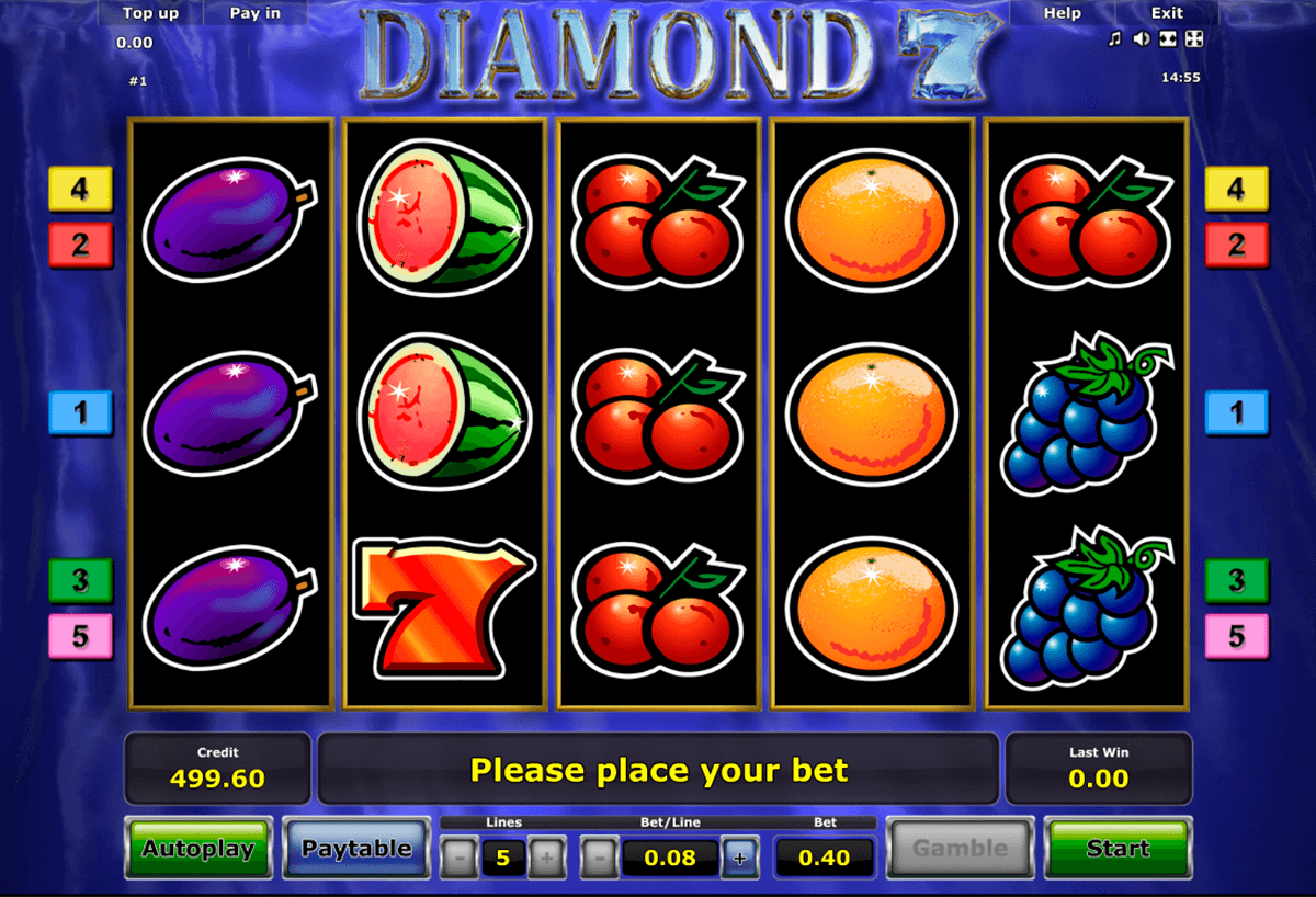 Spiele Diamond Treasure - Video Slots Online