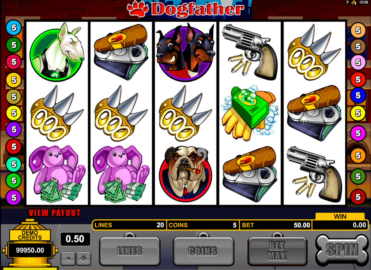 dogfather microgaming online spielen