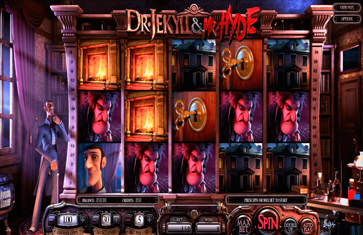dr jekyll mr hyde betsoft online spielen