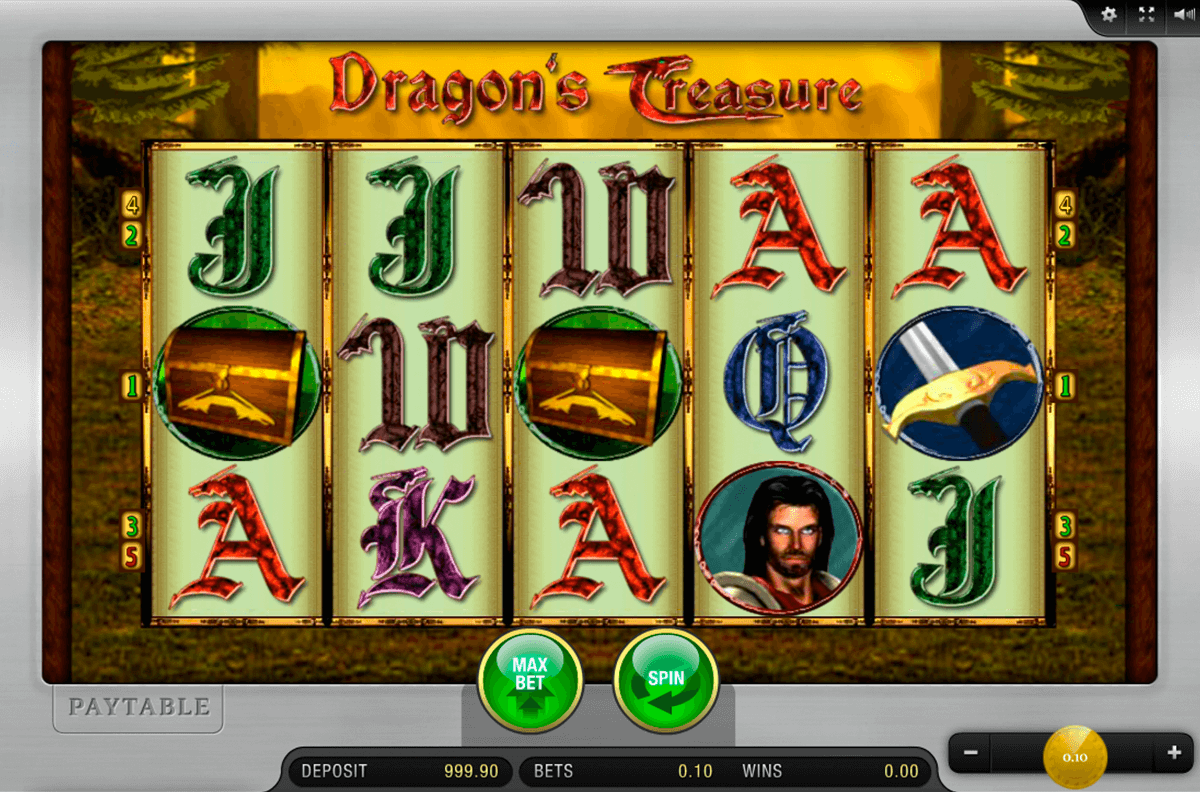 dragons treasure merkur online spielen