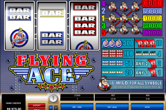 flying ace microgaming 480x320