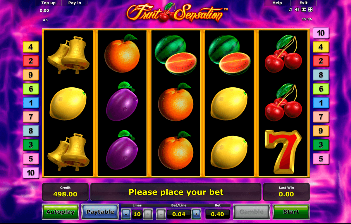 Spiele Yummy Fruits - Video Slots Online