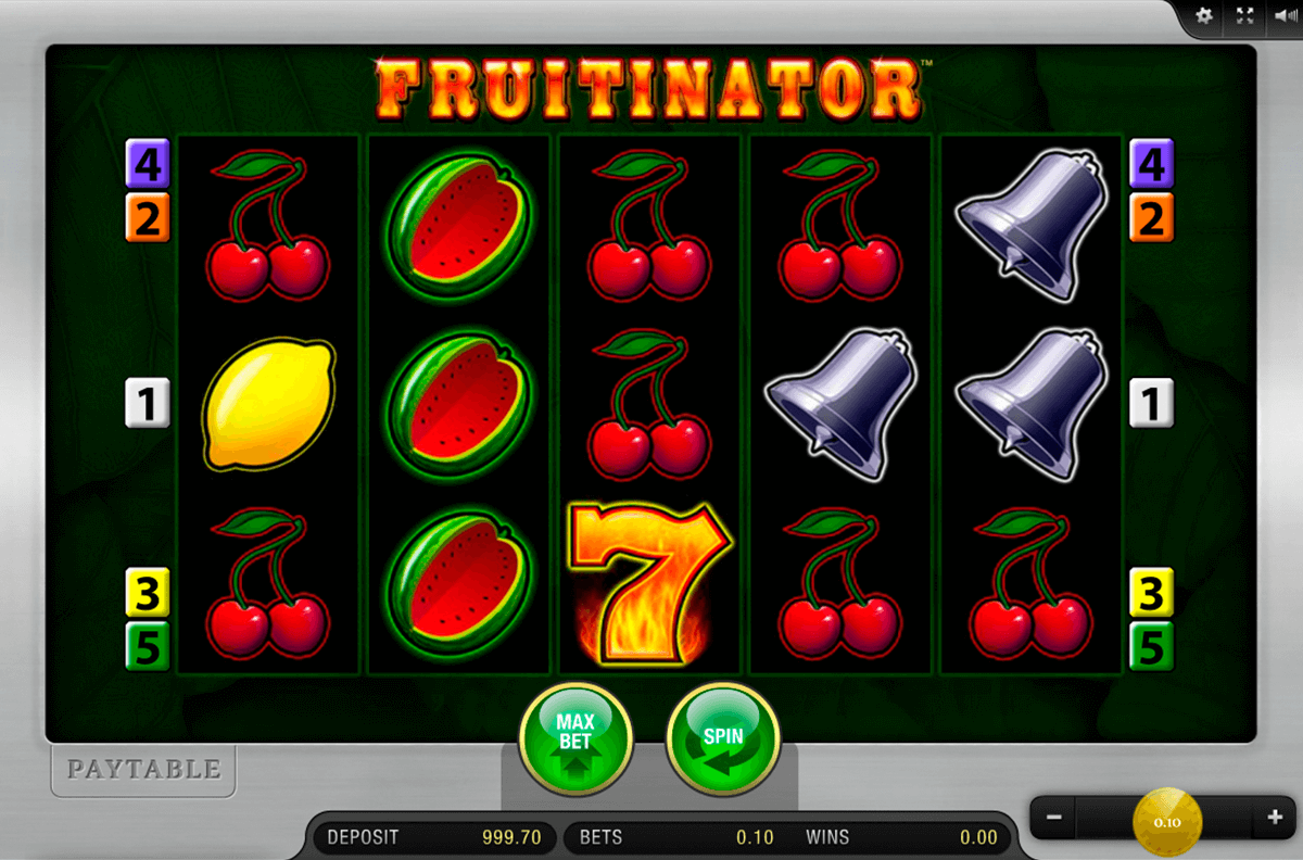 Spiele Fruit King - Video Slots Online