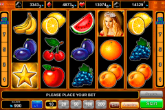 fruits kingdom egt 480x320