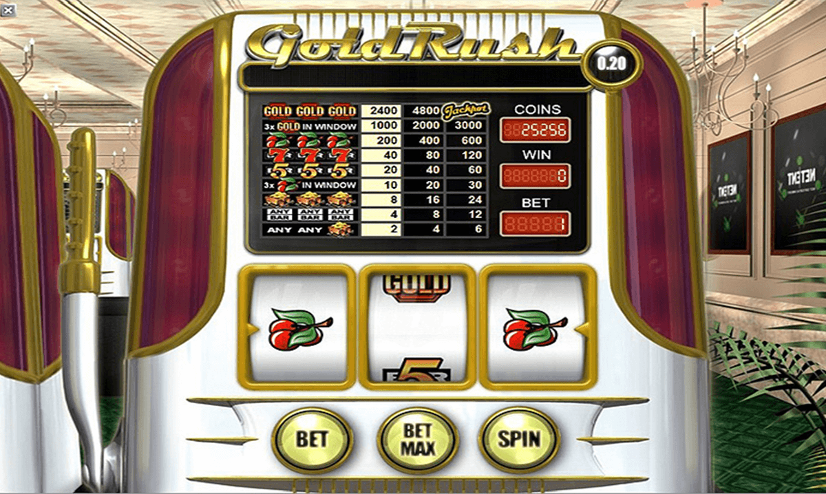 Spiele California Gold Rush - Video Slots Online