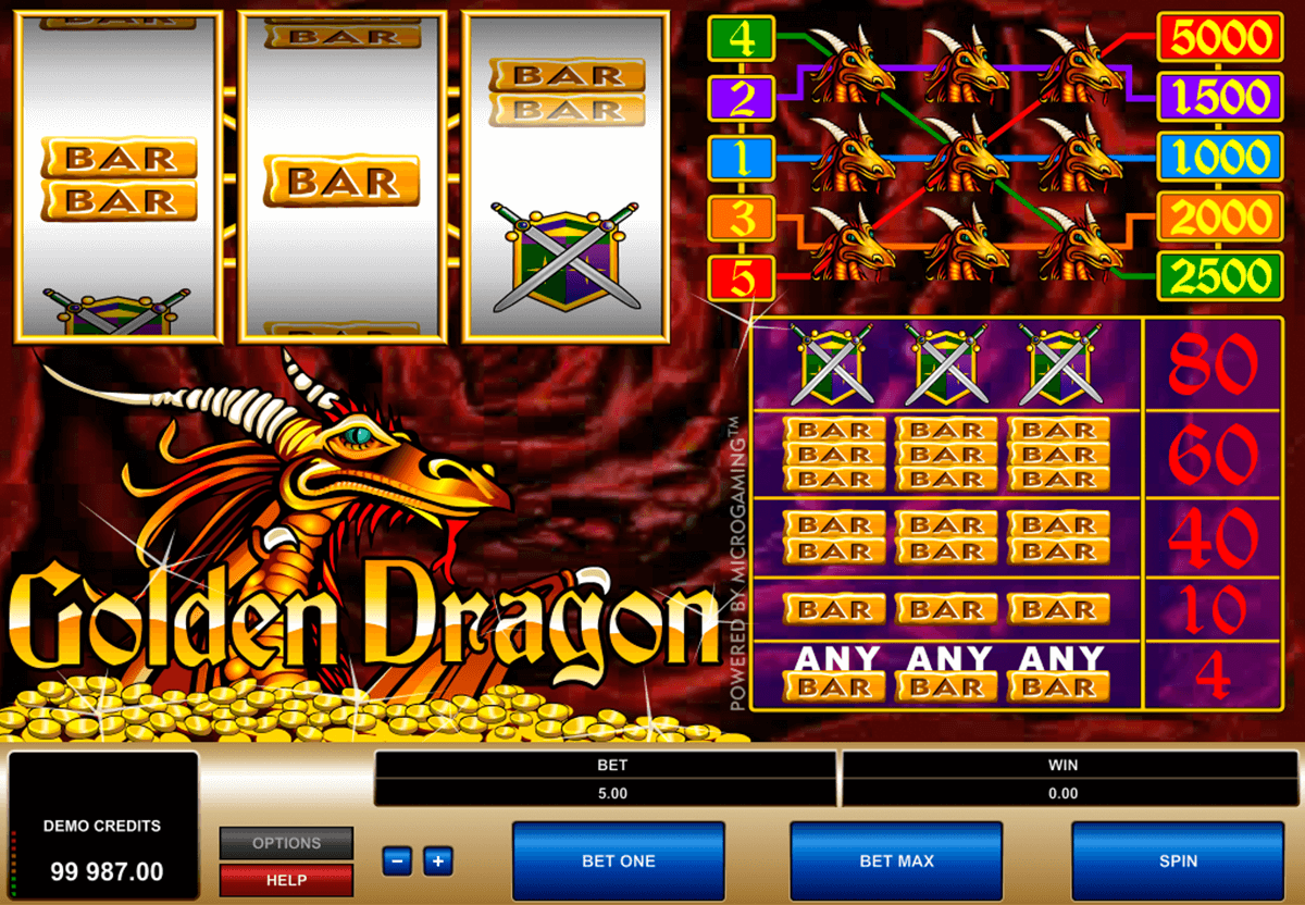 golden dragon microgaming online spielen