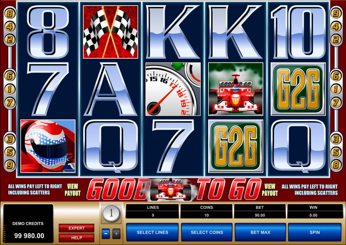 good to go microgaming online spielen