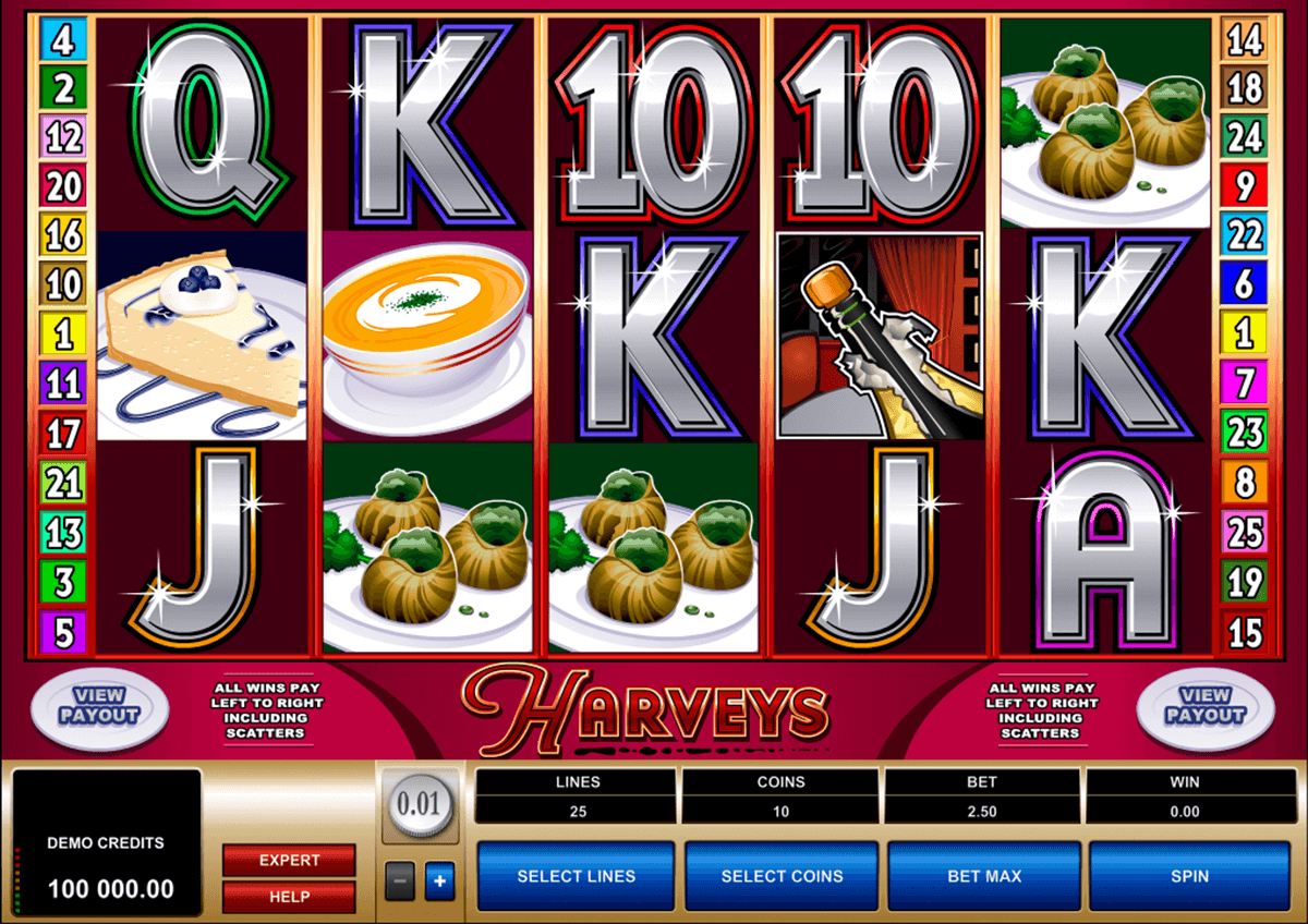 harveys microgaming online spielen