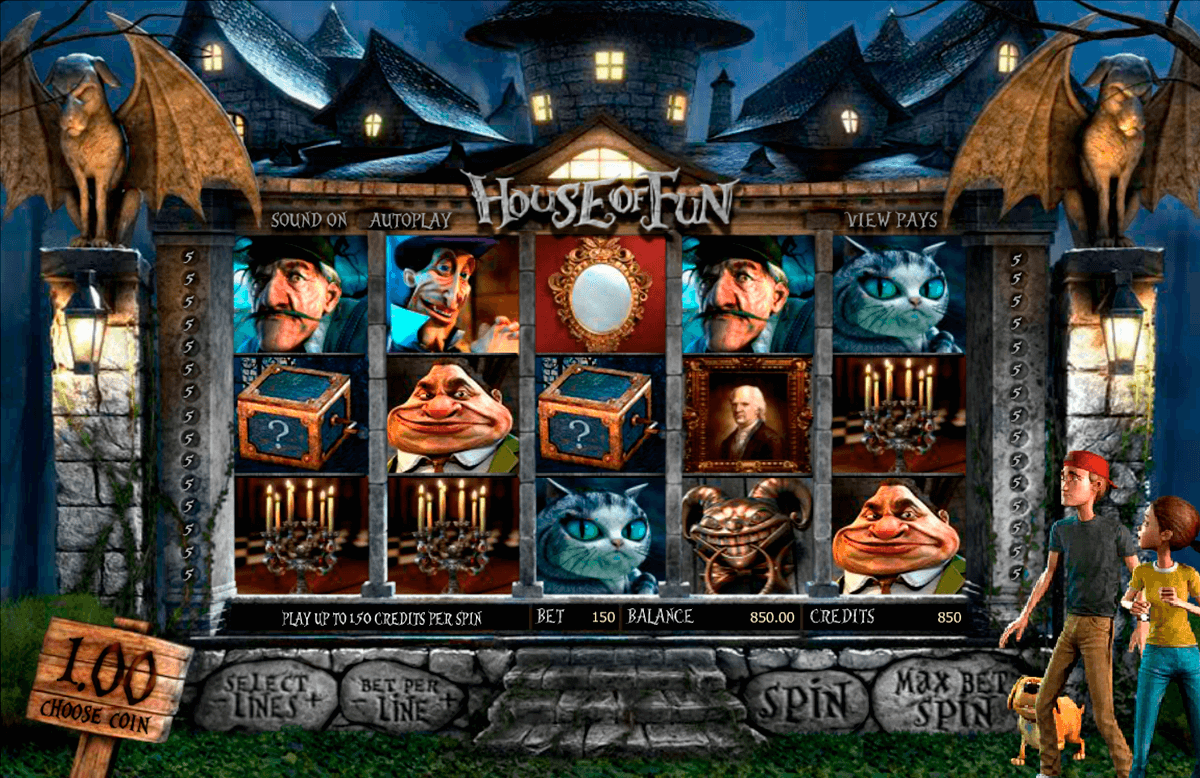 house of fun betsoft online spielen