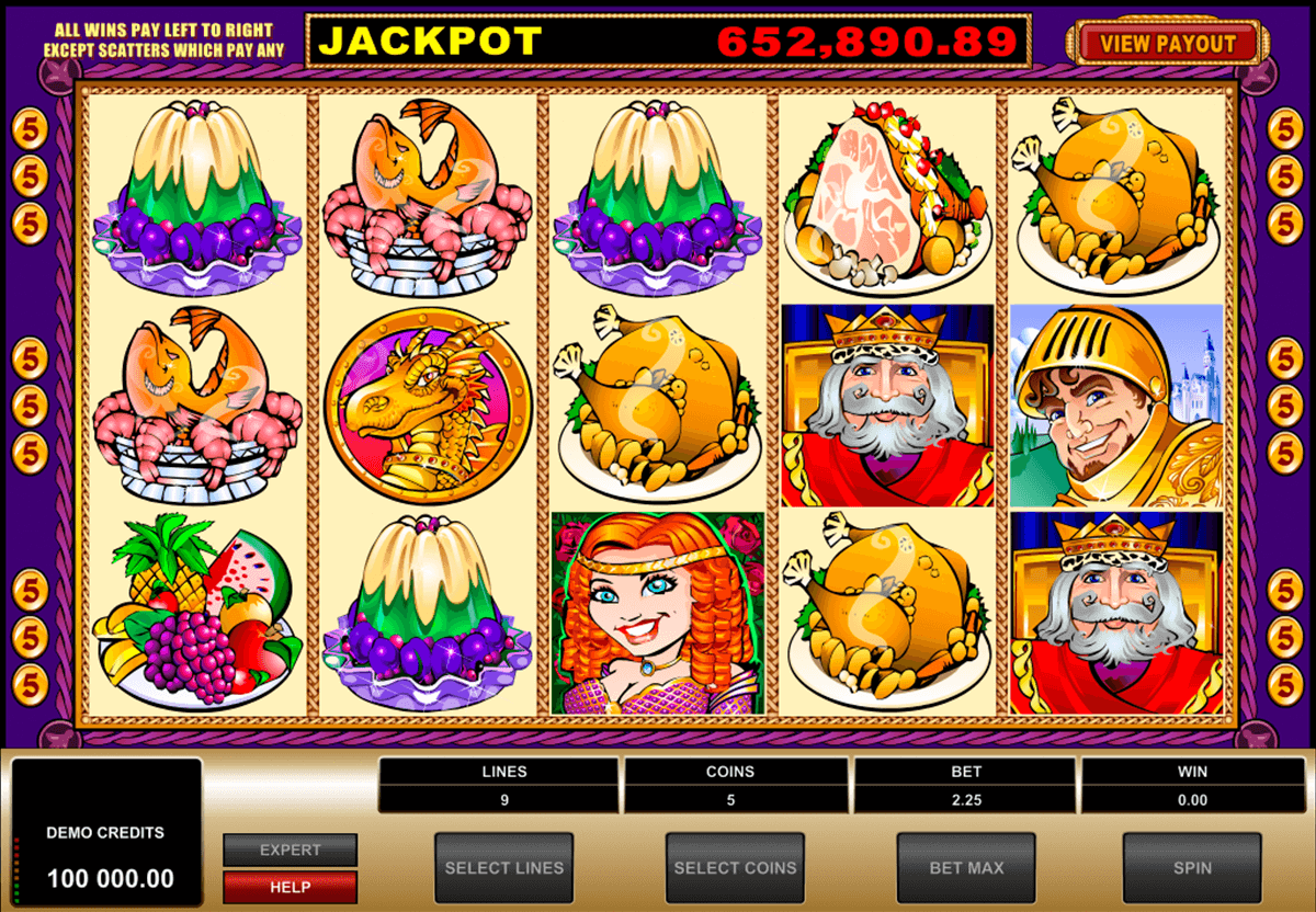Spiele King Cashalot - Video Slots Online