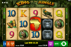 king of the jungle bally wulff 480x320