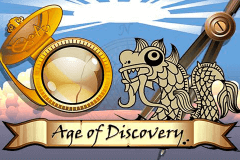 logo age of discovery microgaming casino spielautomat