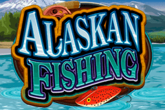 logo alaskan fishing microgaming casino spielautomat