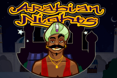 logo arabian nights netent