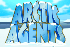 logo arctic agents microgaming casino spielautomat