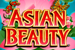 logo asian beauty microgaming casino spielautomat