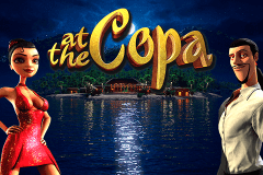 logo at the copa betsoft