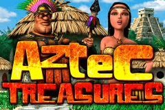 logo aztec treasures betsoft casino spielautomat