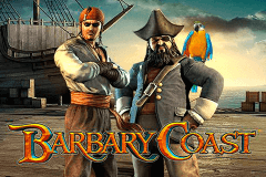 logo barbary coast betsoft casino spielautomat