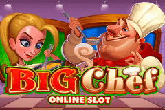 logo big chef microgaming casino spielautomat