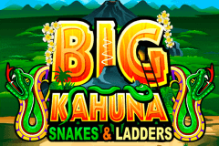 logo big kahuna snakes and ladders microgaming casino spielautomat