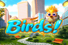 logo birds betsoft casino spielautomat