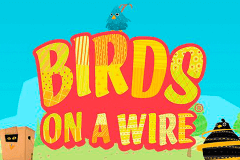 logo birds on a wire thunderkick