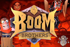 logo boom brothers netent casino spielautomat