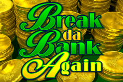 logo break da bank again microgaming