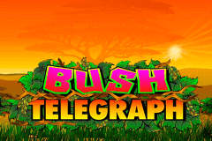 logo bush telegraph microgaming casino spielautomat