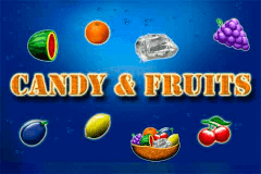 logo candy and fruits merkur
