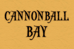 logo cannonball bay microgaming casino spielautomat