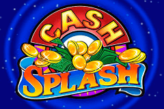 logo cashsplash video slot microgaming casino spielautomat