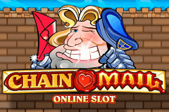 logo chain mail microgaming casino spielautomat